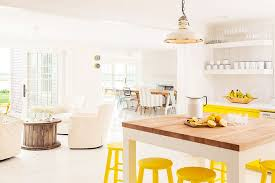 40 Yellow Kitchen Ideas You'll Want To Steal For Your Home MyDomaine Fascinating Yellow Kitchen Ideas