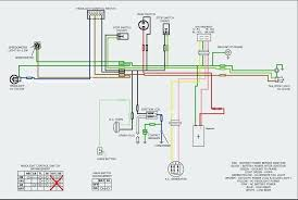 scooter wiring diagram schematic peace sports starter nice unique of 4