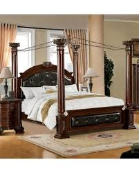 Don't Miss This Deal on Golightly Upholstered Canopy Bed Size ...