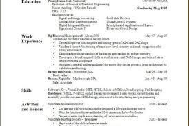 Creating A Resume Creating A Resume How Make Resume How To Create A