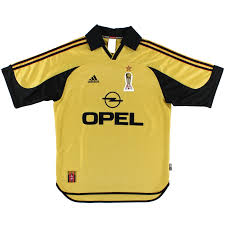 More about ac milán shirts, jersey & football kits hide. 1999 00 Ac Milan Centenary Fourth Shirt M For Sale