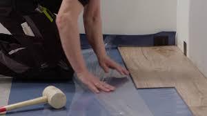 forbo flooring systems allura installation video