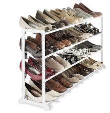 Shoe Organizer Ideas Closet Shoe Organizer Ideas Put Your Shoe Collection Closet Shoe