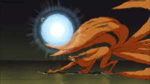 Naruto Vs Kurama(Nine Tails), Naruto Achieves Nine Tails Chakra Mode [HD]  (ENG SUB) - YouTube
