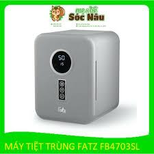 Máy tiệt trùng sấy khô UV Fatz Baby FB4703SL - Máy tiệt trùng, hâm sữa