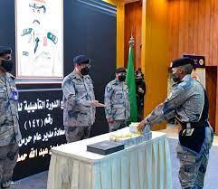 جريدة الرياض | حرس الحدود يحتفل بتخريج (1385) خريجاً
