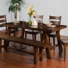 extension table f: sunny designs tuscany distressed mahogany extension table w turnbuckle accent