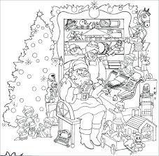 Christmas Coloring Sheets For Kids Related Post Free Printable