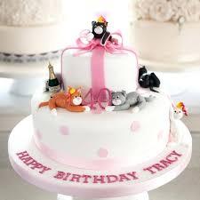 84 Cat Themed Birthday Cake Mindcraft Stampy Cat Themed Happy