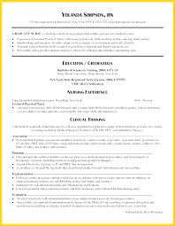 Best Nurse Resume Staff Nurse Cv Template Hospitality Template Collection Of