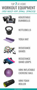 small space workout equipment. Perfect Small TOP 7 ATHOME EXERCISE EQUIPMENT FOR SMALL SPACES Want To Work Out Inside Small Space Workout Equipment Y