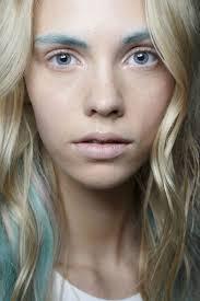 badgley mischka spring 2016 makeup