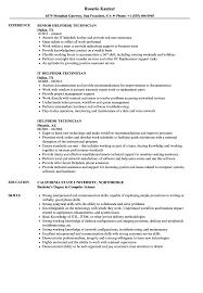 computer support technician resume helpdesk technician resume samples velvet jobs