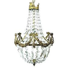 empire style chandelier antique