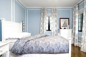 curtains to go with pale blue walls bedroom window curtains