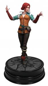 <b>Фигурка Witcher</b> 3: Wild Hunt. Triss Merigold (24 см) - купить по ...