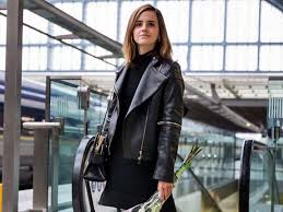 this skin free skin alter leather biker jacket is highly stylish and sophisticated