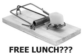 Image result for free lunch