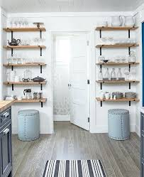 open shelving kitchen ideas storage space in small cottage kitchens fills up fast so installed open open shelving kitchen