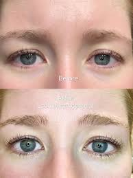 lash enhancement is a thin line in the lash line it s a very natural look thin linepermanent makeupnaturalnatureau natural