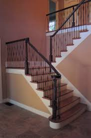 Wrought iron stair railing Spanish Style Drs Iron Stair Railings Sandortorokinfo Iron Stair Railings Drs Stairs Inc