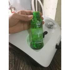 Tinh Dầu Nano Bạc Hà Dùng Cho Máy Khử Mùi Nano Bạc - Sản phẩm chăm sóc tóc
