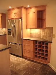 maple cabinets solid surface countertop