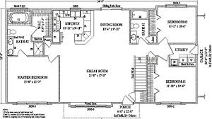 ranch house floor plans. Small Ranch House Floor Plans With Photos H