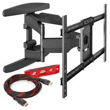heavy duty articulating tv wall mount