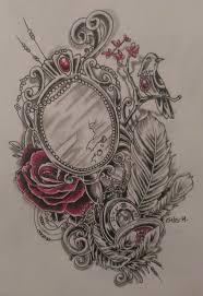 Antique mirror frame tattoo Vintage Hand Antique Mirror Frame Tattoo Antique Oval Frame Tattoo Clipart Panda Jpg 1440x2092 Silver Vintage Mirror Tattoo Pinterest Silver Vintage Mirror Tattoo Wwwtopsimagescom