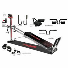 Total Gym Xl7 Home Gym With Workout Dvds New