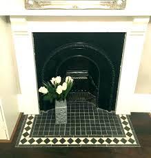 fireplace hearth tiles ideas tile designs
