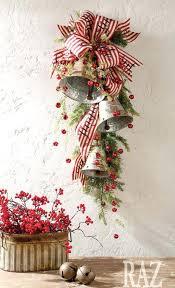 Large Plastic Christmas Bell Decorations Fascinating Christmas Bells Decorations Bell Decor Glamorous Splendid Design