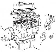 british auto parts external engine external engine