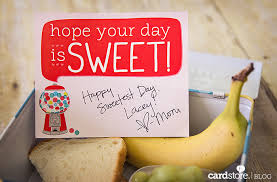 A free printable lunchbox note for Sweetest Day! - Cardstore Blog