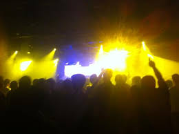 fantastic lighting. ministry of sound: fantastic lighting and sound quality o