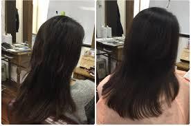 アラフィフの脱縮毛矯正は素髪ケアでお悩み解消神戸くせ毛専門美容室