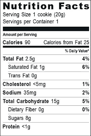 oreos nutrition facts view the nutrition for danish er cookies including calories carbs fat protein cholesterol