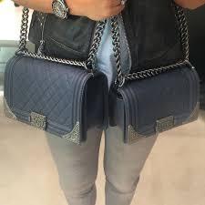 Chanel Boy Flap Bag with Metal Edges | Bragmybag & Chanel Boy Flap Bag with Metal Edges Adamdwight.com