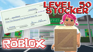 How Much I Earn In 30 Minutes As A Level 50 Stocker Welcome To Bloxburg