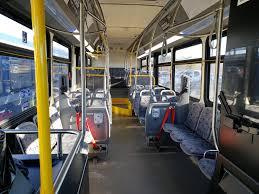 Southeast Area Transit District Seat Bus