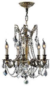 italian elegance 5 light antique bronze crystal ornate chandelier clear victorian chandeliers