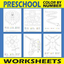 They are also relaxing and enjoyable to do for both kids and adults. Free Printable Color By Number Worksheets Itsybitsyfun Com