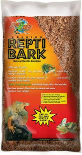 zoo med premium repti bark natural fir reptile bedding
