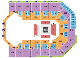 Barclays Center Boxing Seating Chart Buy Premier Boxing Champions Tickets Seating Charts For