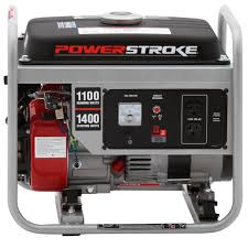 PowerStroke 1 100 Watt Gasoline Powered Portable Generator