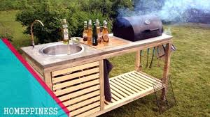 diy built in grill new design outdoor kitchen ideas simple easy designs for kitchens frame plans