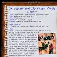 gawain essay topics  sir gawain and the green knight essays