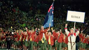 In both singles and doubles at the 2012 london olympics — which held the tennis competition at the all england club — and in doubles at the 2000 sydney olympics and 2008 beijing olympics. Andrew Gaze On Flag Bearing The 2000 Sydney Olympics And The Boomers