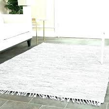 nautical themed area rugs coastal decor rag rug floor